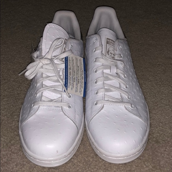 Adidas Stan Smith Ostrich Leather